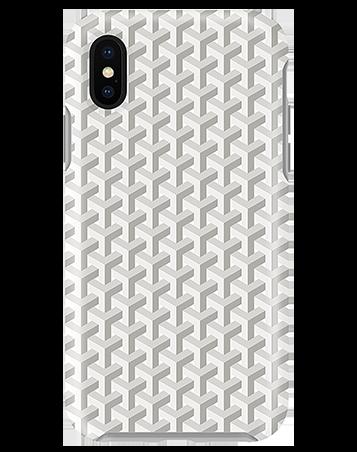 Apple Iphone X Xs Supreme Series Case Goyard Gray Shopbma