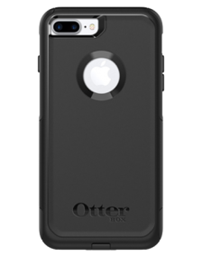 Picture of Apple iPhone 8 Plus Otterbox Commuter Series, Black