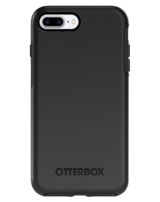 Picture of Apple iPhone 7 & 8 Plus Otterbox Symmetry Series, Black