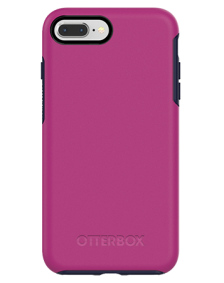 Picture of Apple iPhone 8 Plus Otterbox Symmetry Series, Mixed  Berry Jam