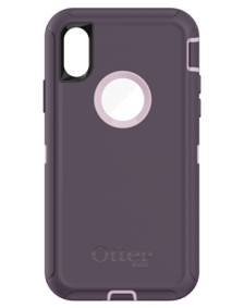 Picture of Apple iPhone X/XS Otterbox Defender Series, Purple Nebula