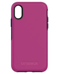 Picture of Apple iPhone X/XS Otterbox Symmetry Series, Berry Jam