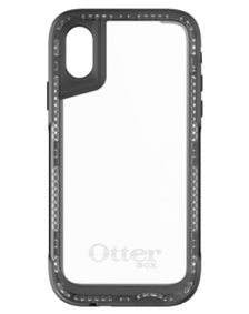Picture of Apple iPhone X/XS Otterbox Pursuit Series, Black/Clear