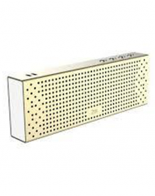 Picture of AMPD Harmony 10 Watt Metallic Speaker, Gold