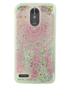 Picture of AMPD Liquid Glitter Design Series for LG Stylo 3, Dream Catcher