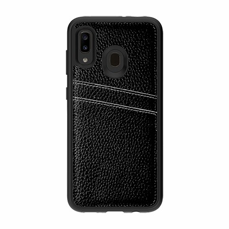 Picture of Alpha Series Case for Samsung A20, Black