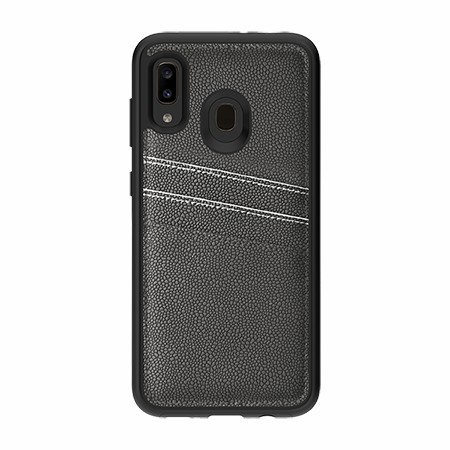 Picture of Alpha Series Case for Samsung A20, Grey