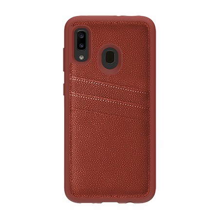 Picture of Alpha Series Case for Samsung A20, Red