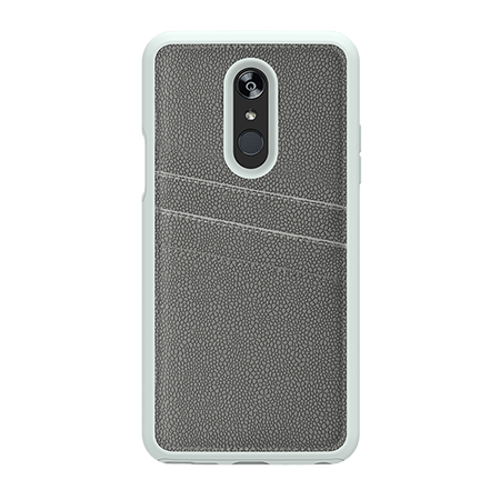 Picture of Alpha Series Case for LG Stylo 4/4+, Light Grey