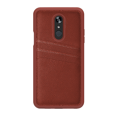Picture of Alpha Series Case for LG Stylo 4/4+, Red