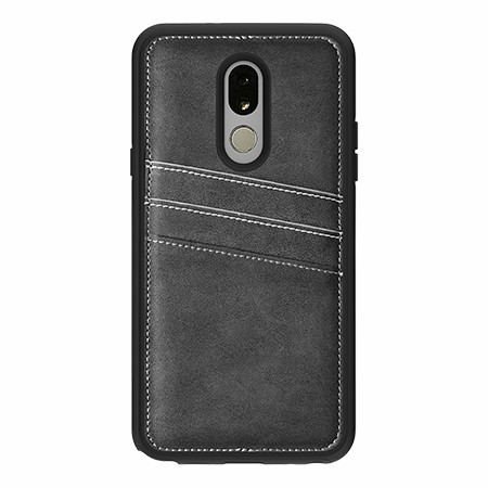 Picture of Alpha Series Case for LG Stylo 5, Suede Grey