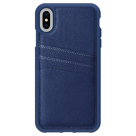 Picture of Alpha Series Case for Apple iPhone Xs Max, Blue