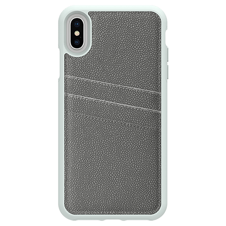 Picture of Alpha Series Case for Apple iPhone Xs Max, Light Grey
