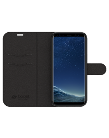 Picture of Samsung S8 Folio Wallet Case, Black