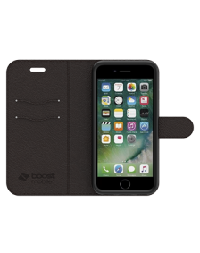 Picture of Apple iPhone 7 Plus & 8 Plus Folio Wallet Case, Black