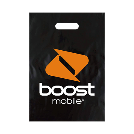 Picture of Large Boost Bag 100 ct. Black