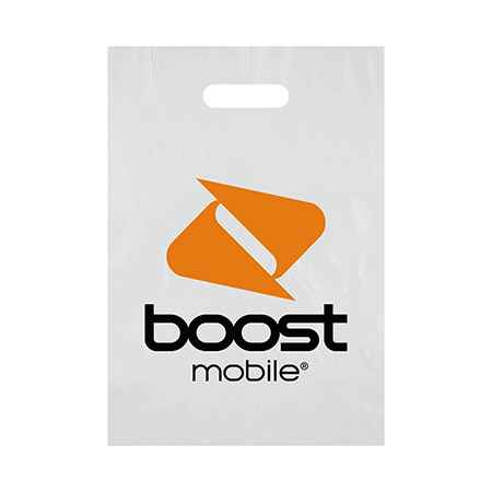 Picture of Large Boost Bag 100 ct. WHITE