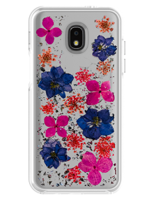 Picture of Botanic Series Case for Samsung Galaxy J3 Achieve, Purple