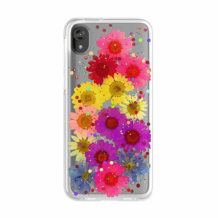 Picture of Botanic Series Case for Moto E6 Play, Color Bloom