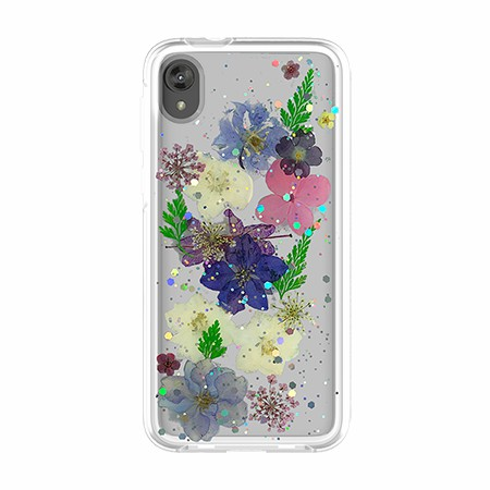 Picture of Botanic Series Case for Moto E6 Play, Spring Mix