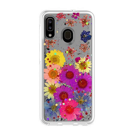 Picture of Botanic Series Case for Samsung A20, Color Bloom