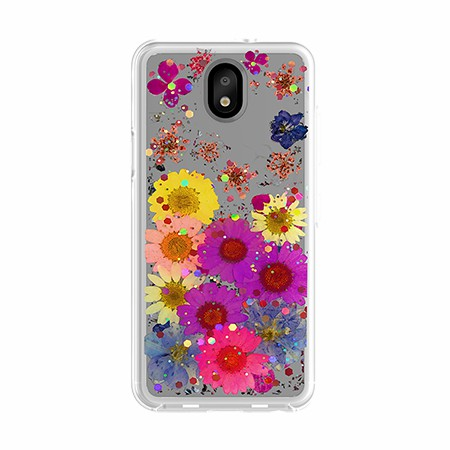 Picture of Botanic Series Case for LG Tribute Royal, Color Bloom