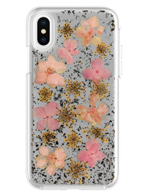 Picture of Botanic Series Case for Apple iPhone X/XS, Pink