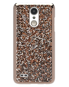 Picture of Brilliant Series Case for LG Tribute Dynasty, Rose Gold Collection