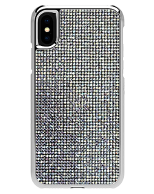 Picture of Apple iPhone X/XS Brilliant Series Case, White Rhinestones