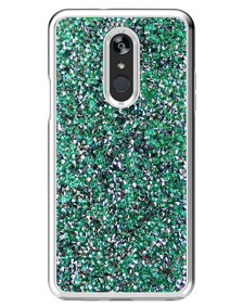 Picture of LG Stylo 4/4+ Brilliant Plus Series Case, Emerald Green