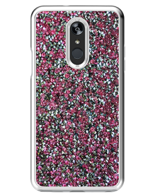 Picture of LG Stylo 4/4+ Brilliant Plus Series Case, Pink Garnet