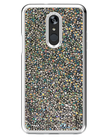 Picture of LG Stylo 4/4+ Brilliant Plus Series Case, Rainbow