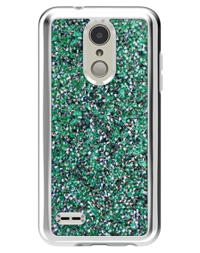 Picture of LG Tribute Dynasty Brilliant Plus Series Case, Emerald Green