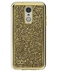 Picture of LG Tribute Dynasty Brilliant Plus Series Case, Gold