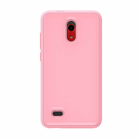Picture of B-Tact Case for Coolpad Legacy Go, Rose Pink & Pink