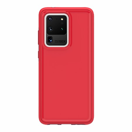 Picture of B-Tact Case for Samsung Galaxy S20 Ultra, Red