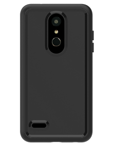 Picture of LG K30 B-Tact Case, Black & Black