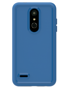Picture of LG K30 B-Tact Case, Blue & Dark Blue