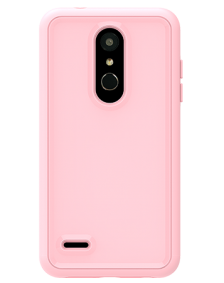 Picture of LG K30 B-Tact Case, Rose Pink & Pink