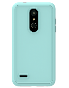 Picture of LG K30 B-Tact Case, Sea Foam & Light Grey