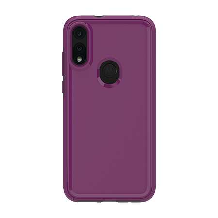 Picture of B-Tact Case for Moto E (2020), Purple