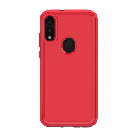 Picture of B-Tact Case for Moto E (2020), Red