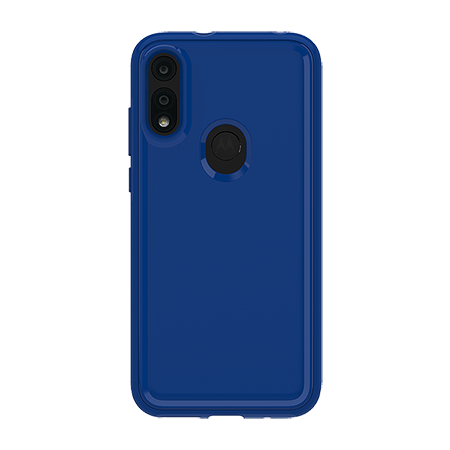 Picture of B-Tact Case for Moto E (2020), Reflex Blue
