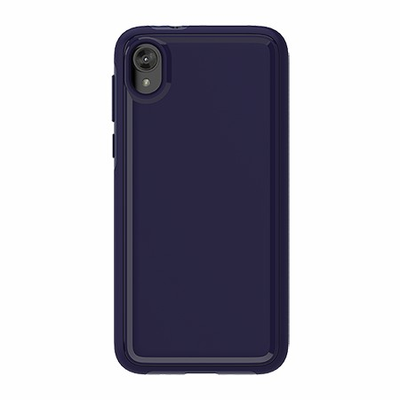 Picture of B-Tact Case for Moto E6 Play, Dark Blue