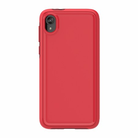 Picture of B-Tact Case for Moto E6 Play, Red