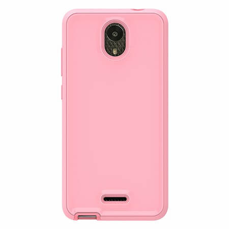 Picture of B-Tact Case for Wiko Ride, Rose Pink & Pink