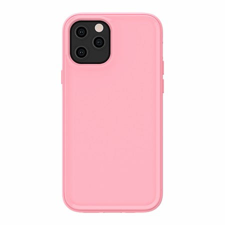 Picture of B-Tact Case for Apple iPhone 12/12 Pro, Rose Pink & Pink