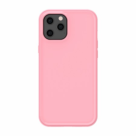 Picture of B-Tact Case for Apple iPhone 12 Pro Max, Rose Pink & Pink