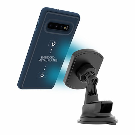 Picture of B-Tact Mag Case for Samsung Galaxy S10+, Blue