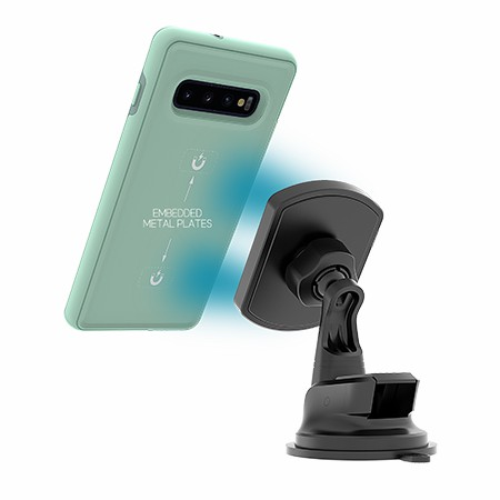 Picture of B-Tact Mag Case for Samsung Galaxy S10+, Sea Foam